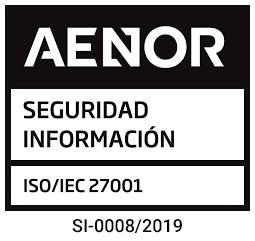 AENOR - Seguridad Información - ISO/IEC 27001